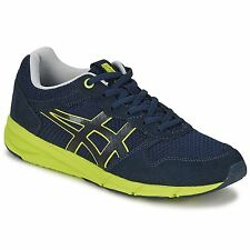 Onitsuka Tiger Shaw Runner Navy Mens Trainers