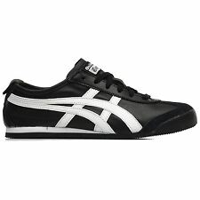 Onitsuka Tiger Mexico 66 Black White Mens Trainers