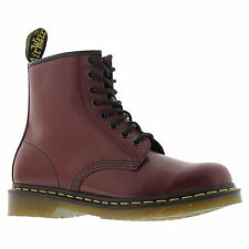 Dr.Martens 1460Z Cherry Smooth Leather Womens 8 Eyelet Boots