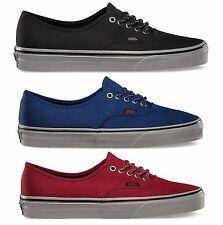 Vans Classic Authentic Womens Ladies Waffle Outsole Trainers