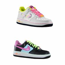 Nike Air Force 1 GS Leather Youths Trainers