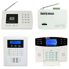GSM/ PSTN Wireless PIR Home Security Burglar Alarm System Auto Dialing Dialer