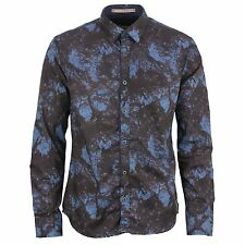 No Excess Casual Shirt blue black checked in 74450906 132