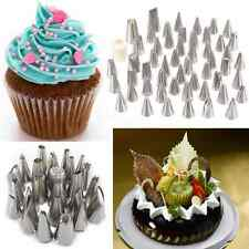 DIY Cake Decorating Piping Nozzles Tool Sugarcraft Chocolate Icing Pastry Tips