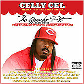 Celly Cel - Brings The Gumbo Pot [CD New]