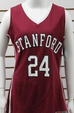 Women's Nike Dri-Fit Stanford Cardinals #24 Burgundy/White Basketball Jersey NWT