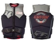 JetPilot CHRIS O'SHEA Watersports Impact Vest, Small, Blues or Greys. 50586