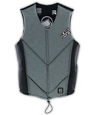 Liquid Force WATSON Wakeboard Watersports Impact Vest, XL, grey. 48874