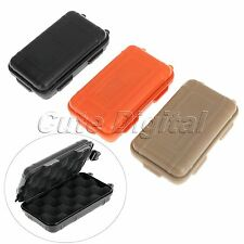 Waterproof Shockproof Airtight Outdoor Survival Storage Case Carry Box Container