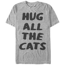 Lost Gods Hug All the Cats Mens Graphic T Shirt - Fifth Sun