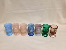 BOYD GLASS HOPPY TOOTHPICK HOLDER-LIMITED EDITION-CHOICE OF COLORS-SALE PRICE