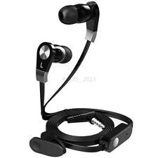In-Ear Earphone Stereo Headphones Headset Earbuds With Microphone For SmartPhone