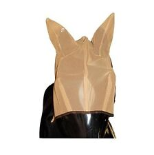 The Equine Executive Fly Mask w/ Ears for Horses - close knit netting - Protect
