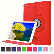 360 Rotating PU Leather Magnetic Smart Stand Case Wake Cover For iPad Pro