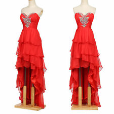 Luxury 2016 Ruffles Masquerade Evening Party Dance Dress Beaded Strapless Gowns