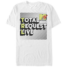 MTV Total Request Live Mens  Graphic T Shirt - Fifth Sun