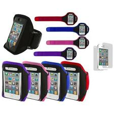 Color Running Sports Gym ArmBand+3X LCD Protector for iPhone 4 4G 4S 3GS 3G
