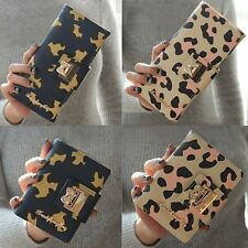 Fashion Ladies′ Lovely Leopard Print Clutch Wallet PU Card Holder Purse  New
