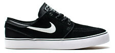NIKE SB STEFAN JANOSKI GS BLACK WHITE GUM BOYS YOUTH KIDS SKATEBOARD SHOES