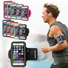 Portable Soft Armband Gym Running Sport Arm Band Cover Case For iphone 6s Plus