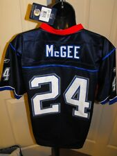 NEW Terrence McGee #24 Buffalo Bills Youth Sizes S-M-L-XL Premier Sewn Jersey