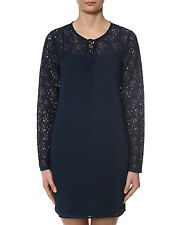 VILA Cinda dress, Dark Blue, Girl, New