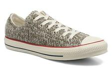 Women's Converse Chuck Taylor All Star Ox Knit W Low rise Trainers in Grey
