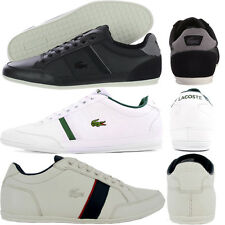 LACOSTE SHOES - MENS BOYS CASUAL SMART TRAINERS - NEW 100% ORIGINAL