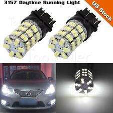 1 Pair 3457 3357 3157 6000K Backup Reverse Light 420Lumen 60 3528 SMD LED Ultra