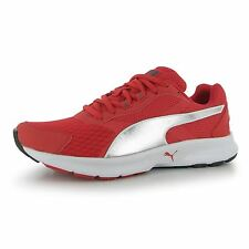Puma Descendant Running Shoes Womens Pink Jogging Trainers Sneakers Fitness