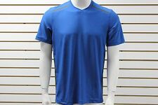 Men's Marmot Belmont Short Sleeve Tee Cobalt Blue Brand New With Tags