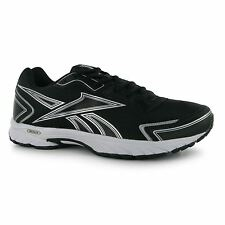 Reebok Triplehall 3 Running Shoes Mens Black/Silv/Wht Fitness Trainers Sneakers