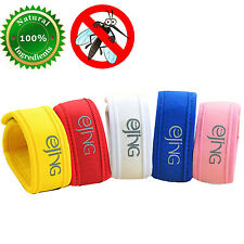 Anti Mosquito Insect Wrist Band Repellent Baby Natural Essential Oil Outdoor