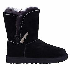 Ugg Australia Meadow Black Womens Boots
