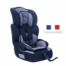 BESREY 3in1 Baby Child Car Safe Seat Booster Seat Group 123 9~6kgs 9m~12yrs Grey