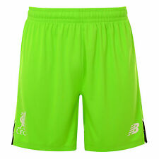 Liverpool FC  LFC Kids Home Goalkeeper Shorts 16/17 Official