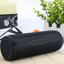 Mini Wireless Bluetooth Speaker Portable Metal HiFi Handsfree Mic Bass For Phone