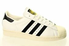 adidas Superstar 80's G61070 Mens Sneakers~Originals~US 4 TO 10.5 ONLY~UK SELLER