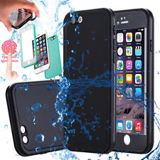 Waterproof Shockproof Rubber Defender TPU Case Cover For Apple iPhone 6 6S Plus