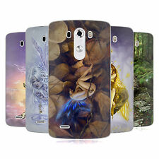 OFFICIAL SELINA FENECH FAIRIES SOFT GEL CASE FOR LG PHONES 1