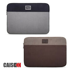 Portable Notebook Laptop Suede Sleeve Case Bag Pouch Skin For Dell Chromebook