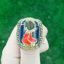 2013 Boston Red Sox Championship Ring David Ortiz MLB world series replica sz 11