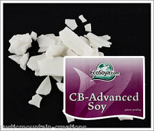 Ecosoya CB-Advanced Soy Wax 5 Pounds LBS # DIY Container Candle Making