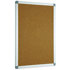 Wall Mounted Cork Notice/Pin Notice Info Poster Board