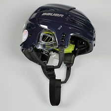 NEW Bauer Re-AKT 100 Senior Ice Hockey Helmet Navy
