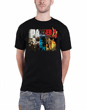 Pantera Album Collage Stronger Than All Official Mens New Black T Shirt