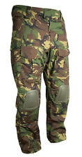 NEW BRITISH DPM SPECIAL OPS TACTICAL COMBAT TROUSERS,HARD SHELL ARMOUR KNEES