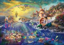 The Little Mermaid  Carton  Picture  A4 260gsm Poster