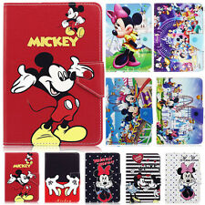 For Acer Iconia One 7 B1-770 Cartoon Disney PU Leather Folio Stand Case Cover