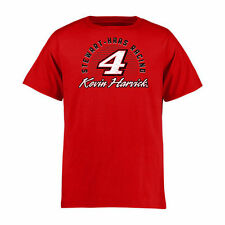 Kevin Harvick Youth Red Race Day T-Shirt